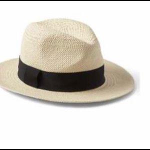 Gap Panama Resort Hat Sz M/L